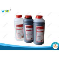 Wholesale Continuous Inkjet Water Based Dye Ink 1000ml Small Character Date Printing from china suppliers