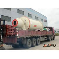 Wet Grinding Ball Mill Equipment , Energy Saving Industrial Grinding Mill Machine for sale