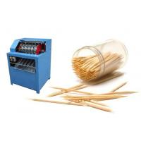 Wholesale automatic bamboo toothpick making machine|toothpick machine with best price in china from china suppliers