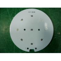 Wholesale High Power 1oz Round LED PCB for LED Downlight 3W - 3 Watt High Brightness from china suppliers