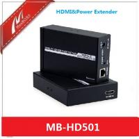 Wholesale HDMI&PoE Extender over single Cat5e/6 Cable With IR from china suppliers