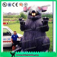 Wholesale 5m Heavy Duty PVC Inflatable Cartoon Characters Customized Rats For Parade from china suppliers