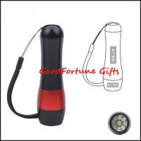 Wholesale Promotion Customed logo Gift Torch flashlight from china suppliers