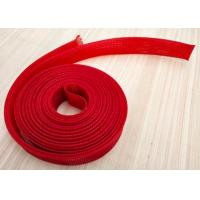 China Abrasion Resistant Automotive Braided Sleeving Good Ventilation For Car Wiring Harness on sale