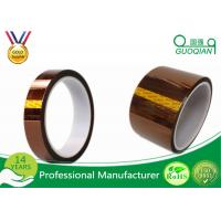 Quality Heat Resistant PVC Electrical Tape Silicone Adhesive Green PET Polyester Tape for sale