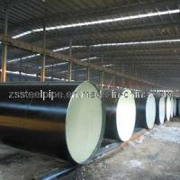 China Coal Tar Pitch Coating Pipe on sale