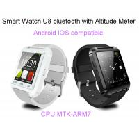 Buy cheap new Bluetooth U8 Smart Watch Wrist Watches U8 Altitude Meter DHL for android phones IOS from wholesalers