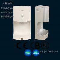 CE CB UL certified hand dryer, automatic,super jet energy saver,jet towel