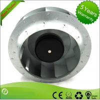 Wholesale 1955rpm Speed Telecom EC Centrifugal Fans 250mm Air Purification from china suppliers