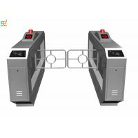 Wholesale Retractable Supermarket Swing Gate Ce Approved IR Sensor Alarm  Turnstile from china suppliers