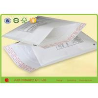 China Self Adhesive Kraft Bubble Mailers , 22 X 31 cm Padded Shipping Envelopes on sale