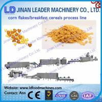 Wholesale breakfast cereals process line from china suppliers