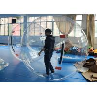 Wholesale 2m 0.7mm TPU Jumbo Inflatable Water Walking Ball Waterproof for water walking with CE from china suppliers
