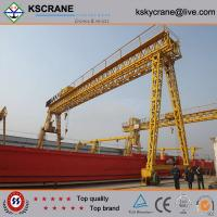 Hot Sale Gantry Crane With Electric Trolley for sale
