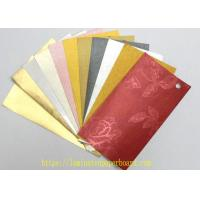 China Laminated Packaging Film Paper/Laminated Film Paper for Goft Boxes/Picture Frames for sale