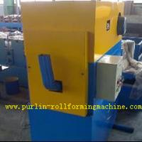 Wholesale 80mm / 100mm / 120mm Round Roll Making Machine for Rain Water Drainage Pipe from china suppliers