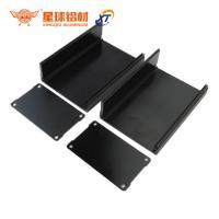 China aluminum extrusion housing box cabinet OEM custom electronic enclosure for sale