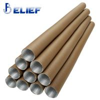 Wholesale Heater Spare Parts Old Vent Hot Air Heater Ducting Pipe For 2 KW Gasoline Parking Heater from china suppliers