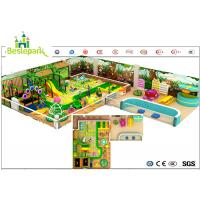 Wholesale Pre - School Colorful Kids Indoor Soft Playground Fun Place 15.86 * 7.32  * 8M from china suppliers