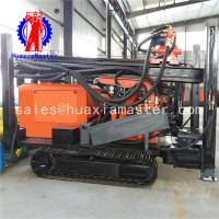 Wholesale FY400 steel crawler pneumatic well drilling rig 400 m pneumatic drilling rig /fast water well drilling rig from china suppliers