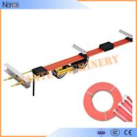 China Insulated UPVC 3 / 4 / 6 Ploes Conductor Bar System 50A - 140A on sale
