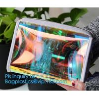 Wholesale Bulk ladies travel pvc clear promotion make up bag, Toilet Towel Packaging Custom Clear Plastic PVC Travel Cosmetic Bag from china suppliers