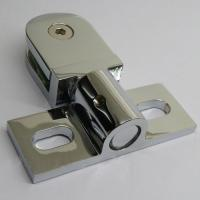 Wholesale 360 degree rotation shower glass clamp hinge max door weight 40 kg per pair from china suppliers
