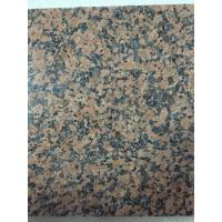 China Guilin Red chinese granite polished flamed bush-hammered finish tiles slabs for wholesale for sale
