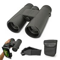 Wholesale 10x42 Black Compact High Power Binoculars Telescope For Adults Hunting / Traveling from china suppliers