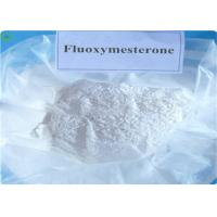 China Powerful Anabolic - Androgenic Steroids Fluoxymesterone Halotestin Powder CAS 76-43-7 Raw Steroids for Induces Puberty for sale