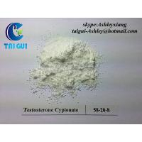 China Safe Injectable Muscle Gaining Steroids Testosterone Cypionate Powder / To Promote Male Ge on sale