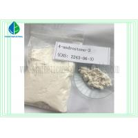Wholesale 6- Oxo Muscle Building Steroids 4- androstene -3 CAS 2243-06-3 to Increase Muscle Mass from china suppliers