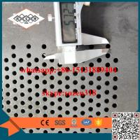 Wholesale fish mouth perforated aluminum metal / perforated metal sheet alibaba from china suppliers