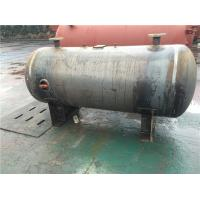 Wholesale Horizontal Stainless Steel Air Receiver Tanks For Machinery Manufacturing / Textile Industry from china suppliers