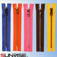 Wholesale 5# metal zipper rolls for sale from china suppliers