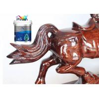 Durable Water Based White Pigment Primer Water Resistant Varnish For Wood for sale