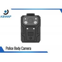 Wholesale Waterproof Portable Body Camera , Body Surveillance Camera For Law Enforcement from china suppliers