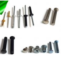 China Open End Flat Head Blind Rivet for sale