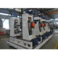 Wholesale High Frequency Square Tube Mill , Carbon Steel Welded Pipe Production Line from china suppliers