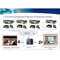 China H.264 HDD Network Vehicle DVR System 8 Channel DVR Recorder For Car on sale