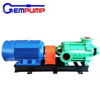 Wholesale High head horizontal multistage electric centrifugal water pump China factory price from china suppliers