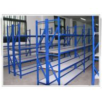 Wholesale Steel 4 Levels Commercial Metal Racking Medium Duty Shelving 2000 * 600 * 2000MM from china suppliers