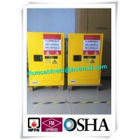 Wholesale Double Wall Construction Industrial Storage Cabinets / Chemical Storage Cupboards from china suppliers