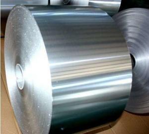 Wholesale Temper 1100 H18 Aluminium Decorative Foil , Silver Aluminium Foil Jumbo Roll from china suppliers