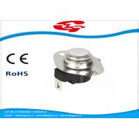 Wholesale 25A Big Current Electric Heater Snap Disc Thermostat Bakelite Overheating Protection from china suppliers
