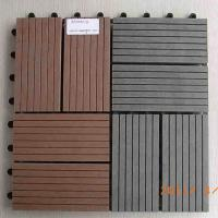 Wholesale DIY WPC decking tiles from china suppliers
