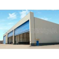 China Safety Prefab Stainless Metal construction Hangar Buildings aircraft hangar buildings on sale