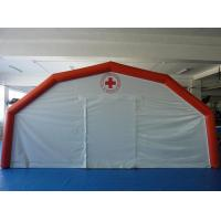 Wholesale Portable 0.65mm PVC Tarpaulin Inflatable Medical Tent For Hospital , EN71 - 2 - 3 from china suppliers