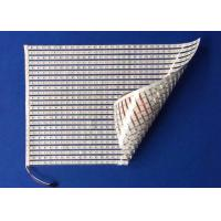 Wholesale WS2813 Addressable Flexible LED PCBA 60 * 40 Pixel Panel RGB Full Color from china suppliers