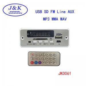 China JK0061BT For amplifier bluetooth 5.0 usb fm radio mp3 decoder on sale
